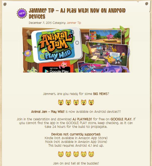 Animal Jam Spirit Blog: Jamaaliday Sweater, Scarf + Play ...