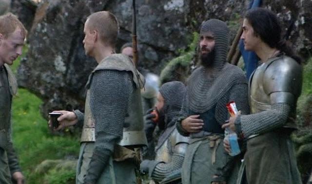 rodaje en islandia 2 - Juego de Tronos en los siete reinos