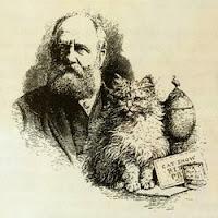 """фелинология появилось только во второй половине XIX века.  А """"крестным отцом"""" фелинологии является художник-оформитель, выдающийся анималист Харрисон Уэйр."""