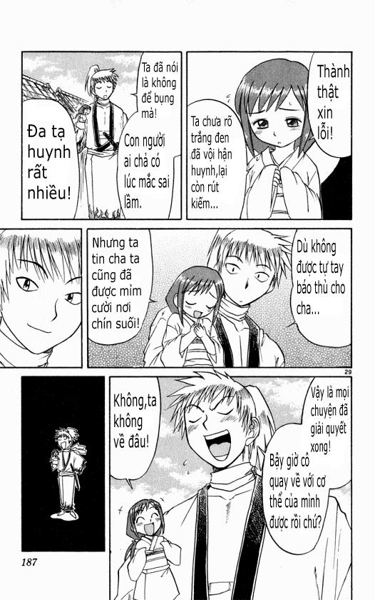 Midori no Hibi chap 86 Trang 29