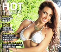 Veva De Gouveia Hot Magazine