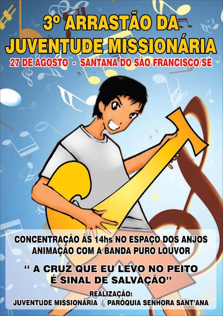 3º Arrastão da JM - Santana de São Francisco/SE