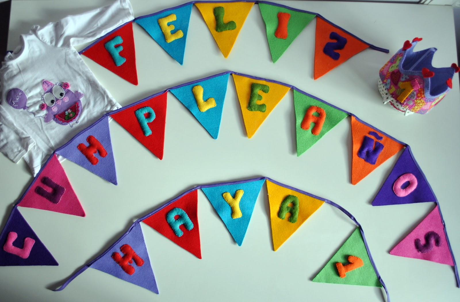 El ba l de maya set de cumplea os feliz for Cuartos decorados feliz cumpleanos