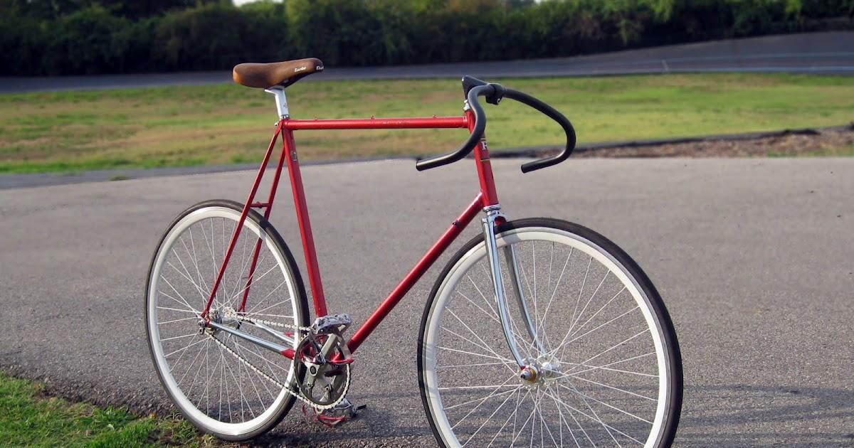 Bikes For No Reason: c.1985 Romani (Updated)