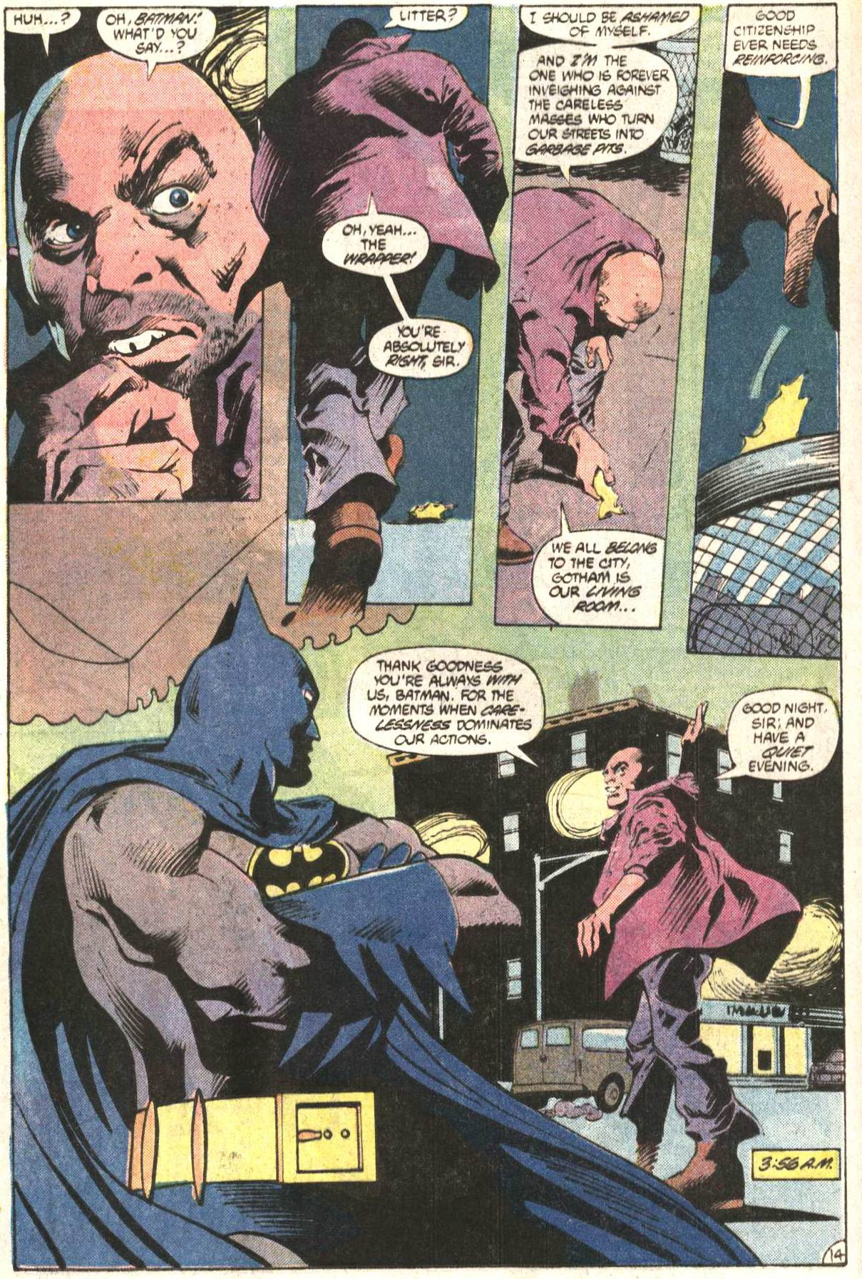 Detective Comics (1937) Issue #567 Page 15