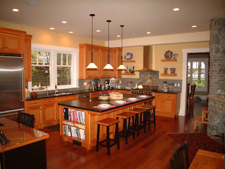 Traditional Kitchen Design 1