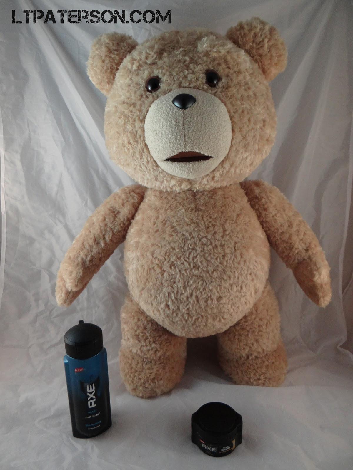 peluche geante ted