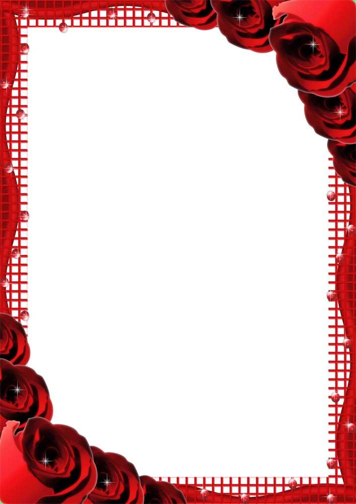 flower frame   psd frame