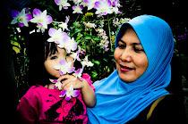 My Wife & Alisha Zahirah