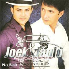 Joel e Jânio - Dominador - 2010 - Playback