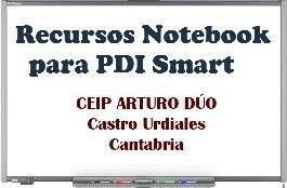 Recursos propios para PDI Smart