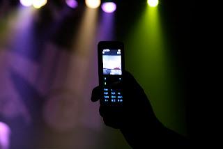shooting mobile video