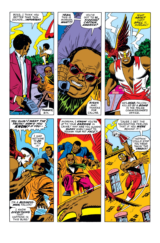 Captain America (1968) Issue #157 #71 - English 10