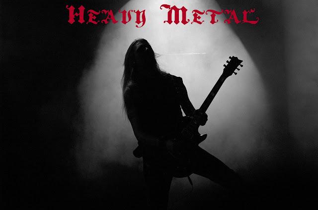 guitarrista heavy metal: