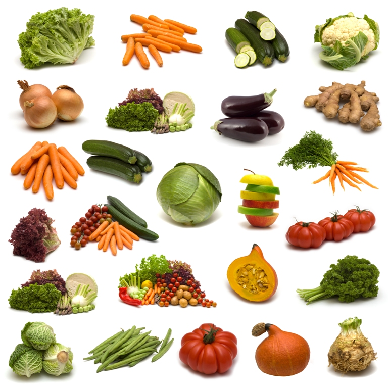 Vegetables List Dream Foods 4 u: Veget...