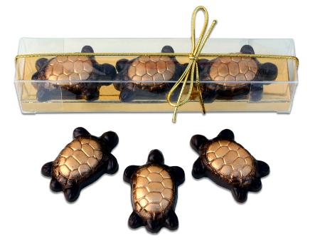 robin chocolates caramel pecan turtles