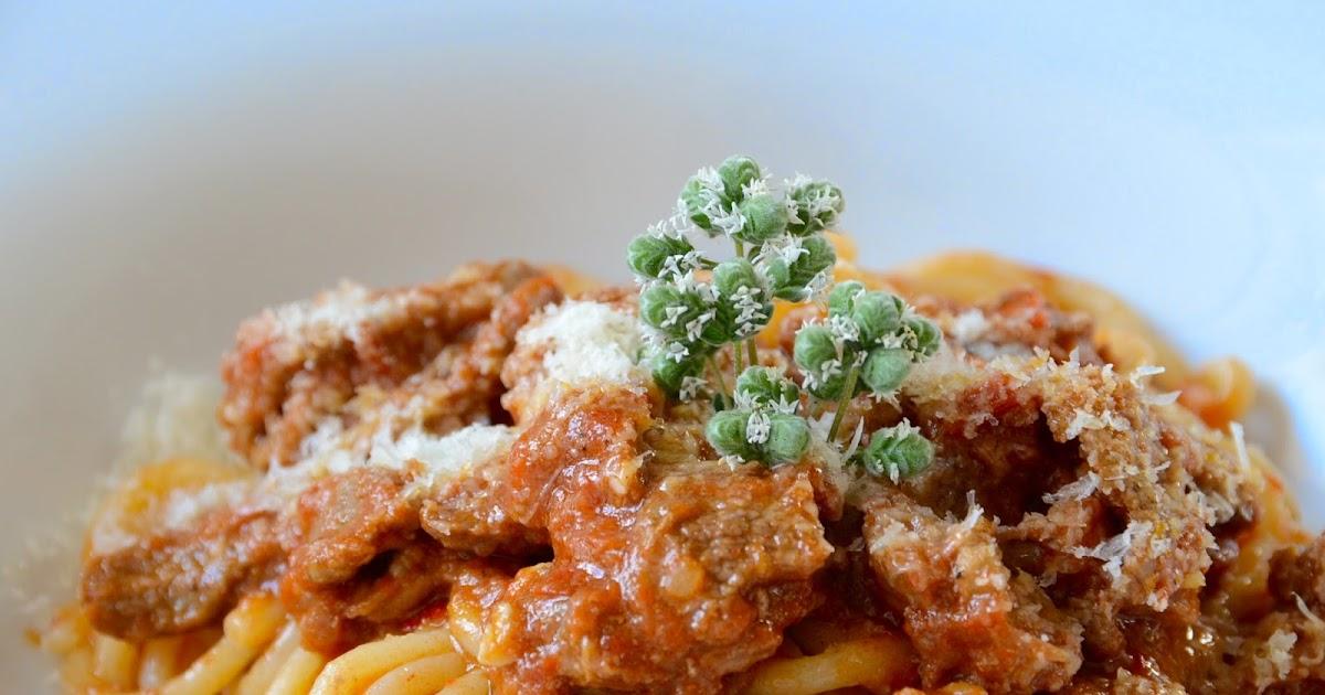 Küchentelegramm: Pastaschutta oder so