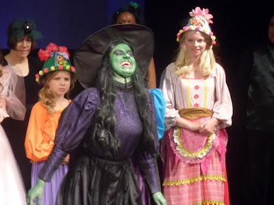 """The Wizard of Oz"" – Davis Musical Theater Company (DMTC) – (And Tylar's Secret Birthday Surprise!)"