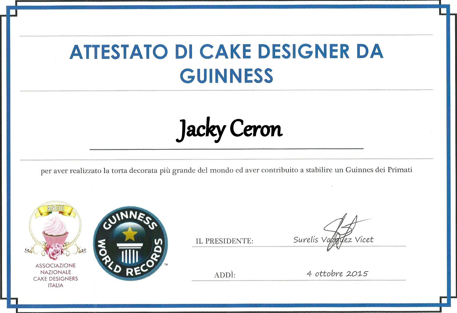 Profilo Jacky Ceron