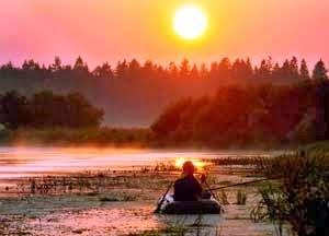 Рыбалка июль