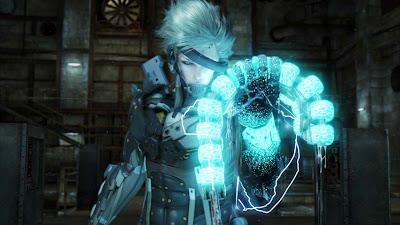 Metal Gear Rising: Revengeance (Raiden)