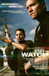 End Of Watch (2012)