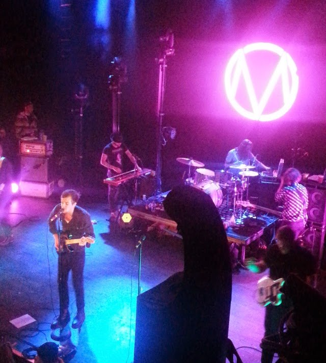 The Maine performing at The House of Blues Anaheim, California | Em Then Now When