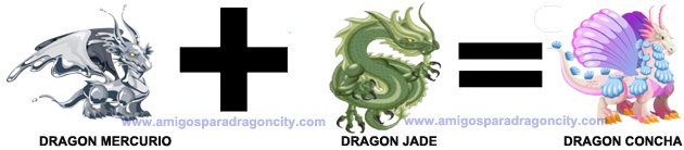 como hacer el dragon concha en dragon city-2