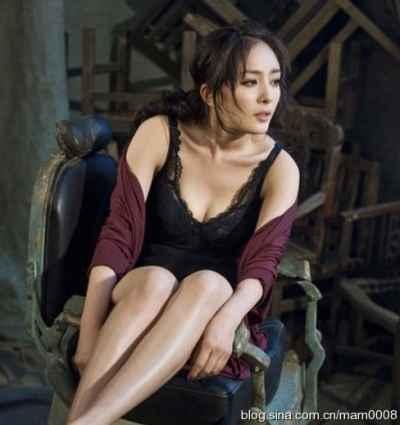 Yang Mi Sexy Style