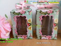 Paper Box Flower Mini