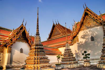 Wat Pho - Bangkok - que visitar