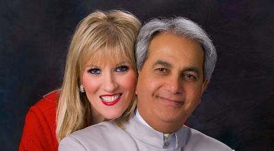 Benny Hinn and wife not remarrying?