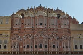 Jal Mahal and Hawa Mahal in Jaipur