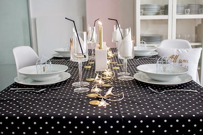 Boho deco chic as sera nuestra mesa de nochevieja - Decoracion mesa nochevieja ...