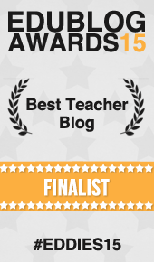 Edublog Awards 2015