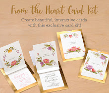 FROM THE HEART CARD KIT!