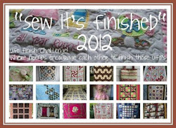 Sew It's Finished 2012