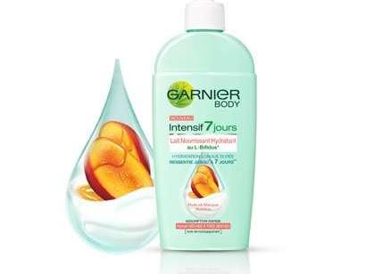 Garnier Intensif 7 jours : sans plus...