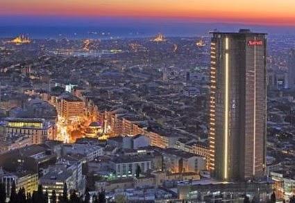 istanbul-marriott-hotel-şişli-rezervasyon