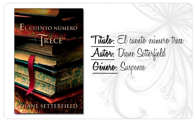 Miau miau blog recomendaci n de libros i for El cuento numero trece