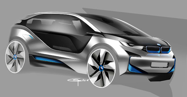 BMW'nin küçük otomobil tasarımı