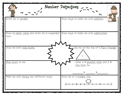 Number Zero Worksheet http://queenofthefirstgradejungle.blogspot.com/2012/08/number-to-20-math-activities.html