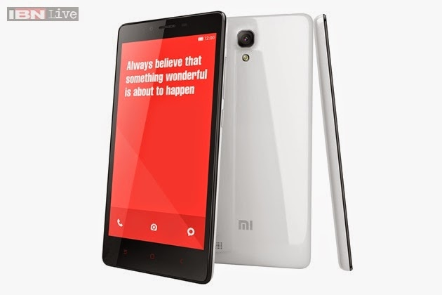Xiaomi Redmi Note 4G (Version)