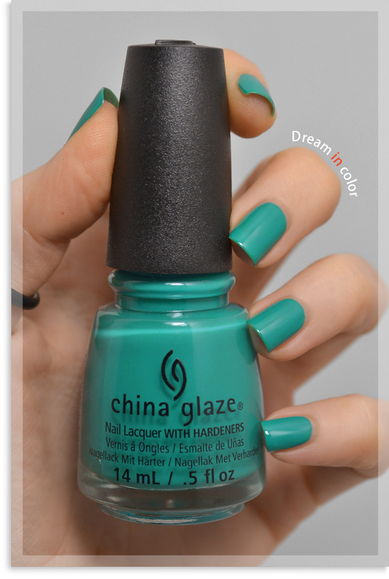 China Glaze My way or the highway