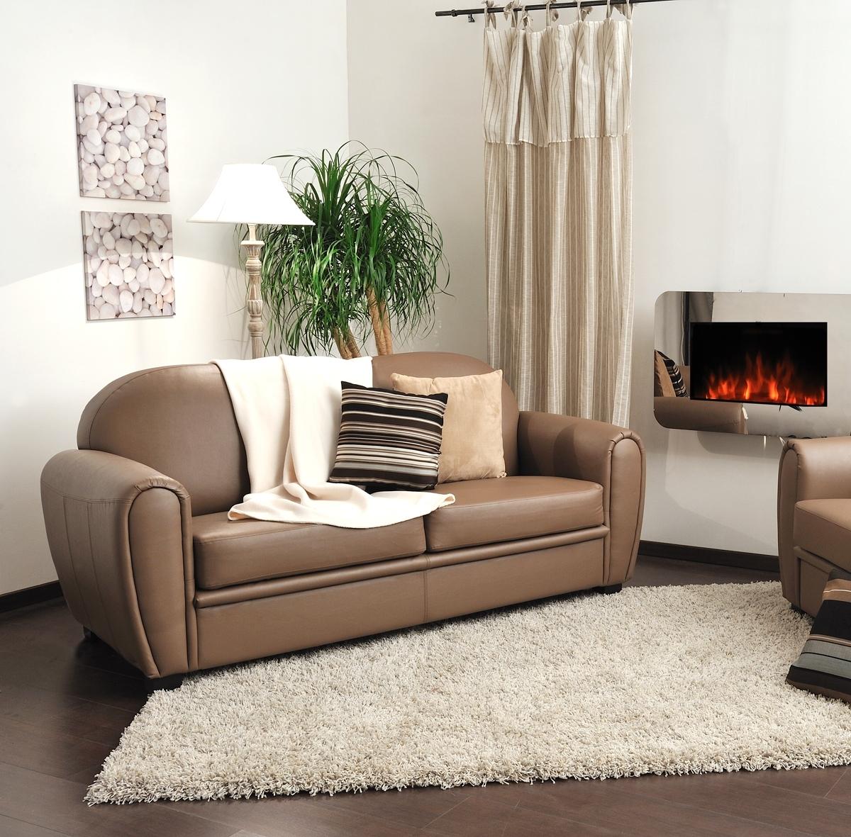Sala colores tierra car interior design - Ideas para decorar mi casa ...