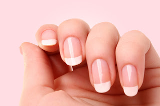 French Manicure Nails