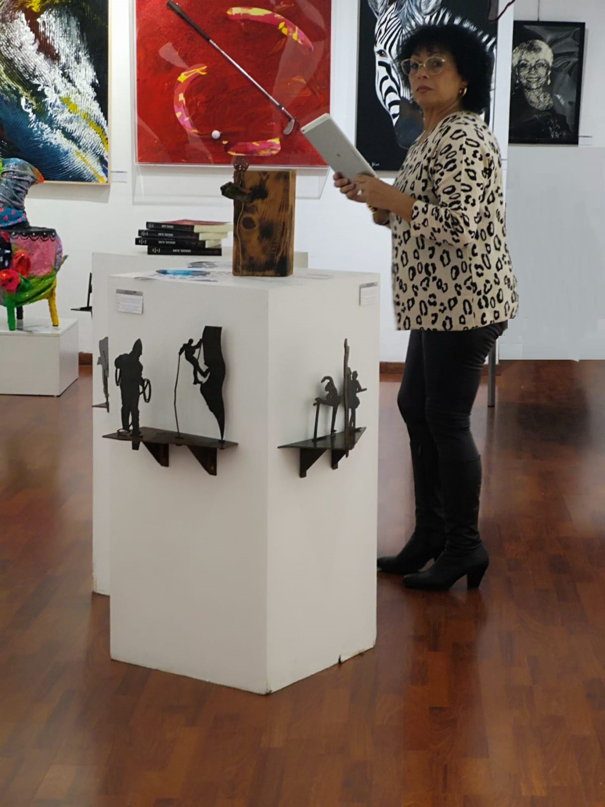 Exposición Otoño en Barcelona