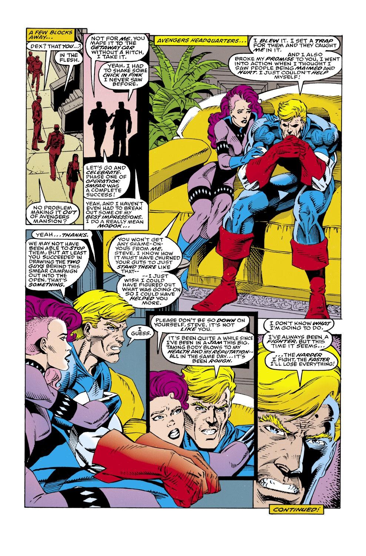 Captain America (1968) Issue #425 #375 - English 32