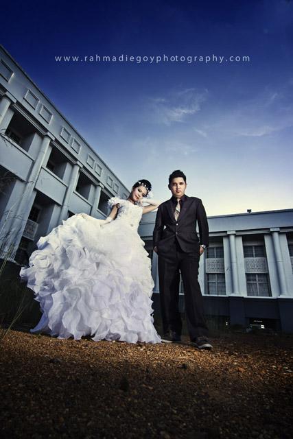 foto Prewedding Photography pengantin ova dayat 6