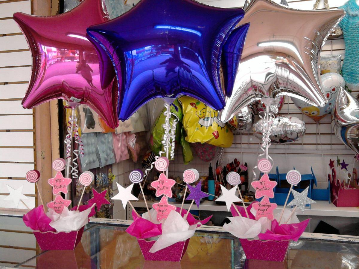 Detalles magicos decoraciones centro de mesa para - Decoracion de mesa de cumpleanos ...